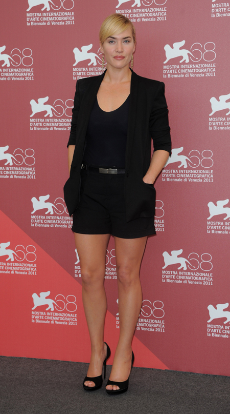 68 Venice Film Festival, Photocall Mildred Pierce, Italy